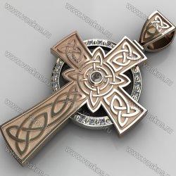 3d модель кельтского креста