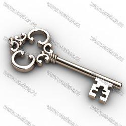 3d модель ключа